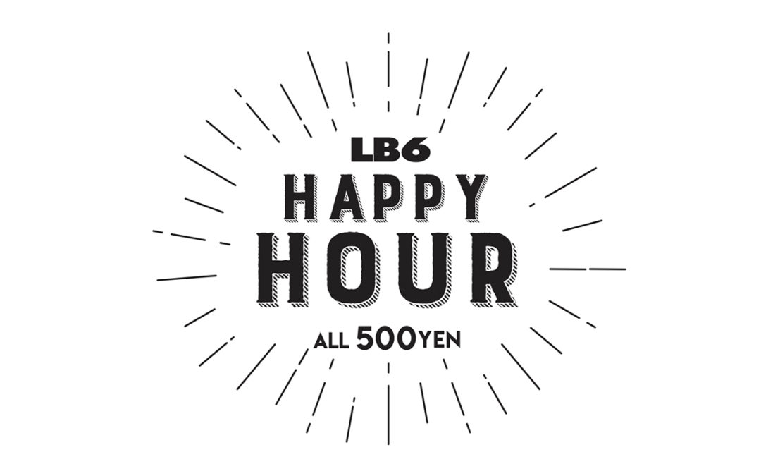 LB6 Happy Hour