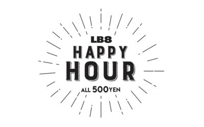 LB8 Happy Hour